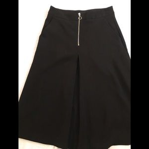 Stradivarius black skirt purchased in Paris